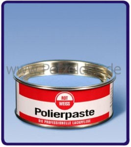 polierpaste lackreiniger rotweiss 200 g petzoldts. Black Bedroom Furniture Sets. Home Design Ideas