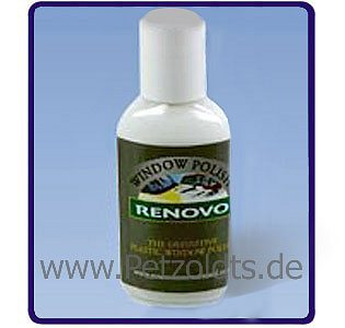Kunststoff-Politur, transparent, Renovo, 50ml