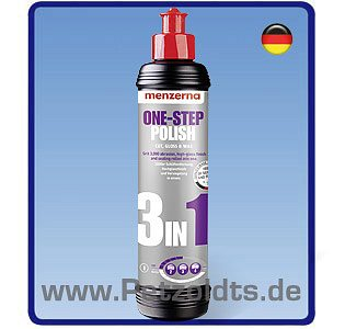 Menzerna One-Step Polish 3 in 1, 1-Schritt Politur