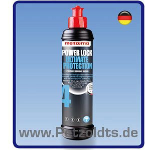 Polymer-Lackversiegelung, Ultimate Protection, Menzerna