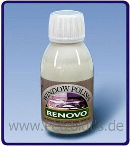 Kunststoff-Politur, transparent, Renovo, 100ml