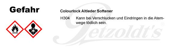 Altleder Softner CLP/GHS Verordnung