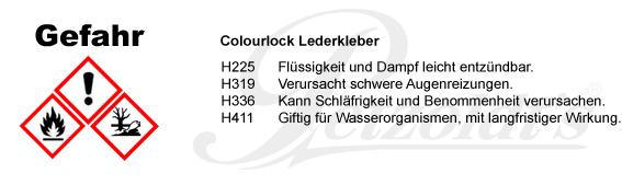 Lederkleber CLP/GHS Verordnung