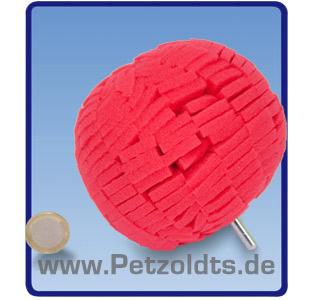 100 mm schaumstoff polierball f r politur versiegelung. Black Bedroom Furniture Sets. Home Design Ideas