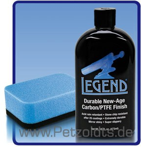 Legend Set, Premium Lackversiegelung von Liquid Glass