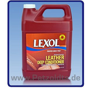 Lexol Leather Conditioner, Lederpflege 3 Liter