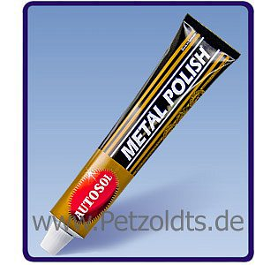 AUTOSOL Metal Polish, Chrom- und Metallpolitur