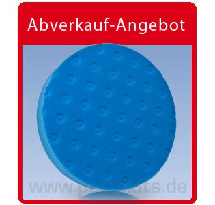 Weiches Finishing und Polishing Pad, Lake Country CCSBLU5 CCS