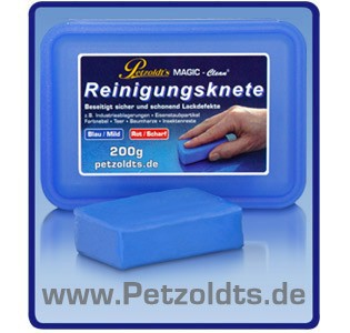 Petzoldts Reinigungsknete MAGIC-Clean 200g